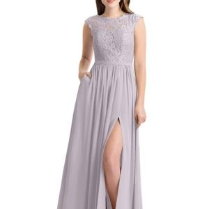 Azazie Arden Bridesmaids Dress in Dusk